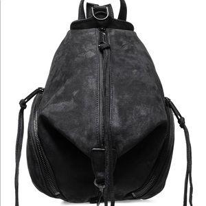 Rebbeca Minkoff Julian textured suede backpack 😍